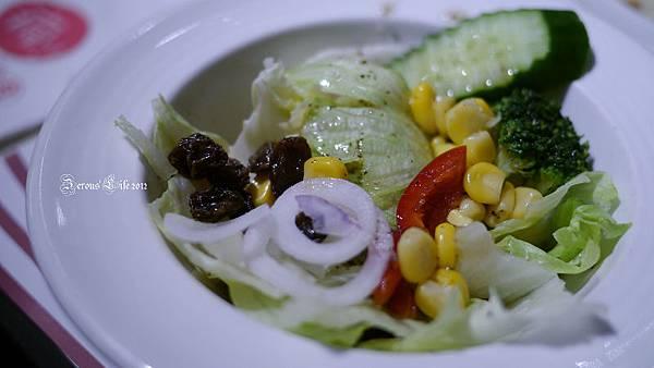 P1020706-和風生菜沙拉