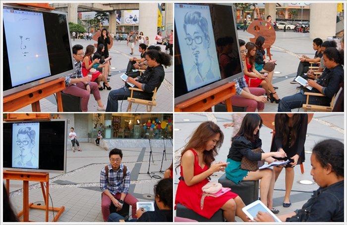 2013年曼谷自由行【曼谷藝術文化中心】6