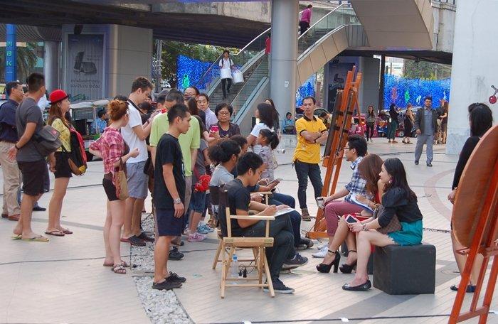 2013年曼谷自由行【曼谷藝術文化中心】5