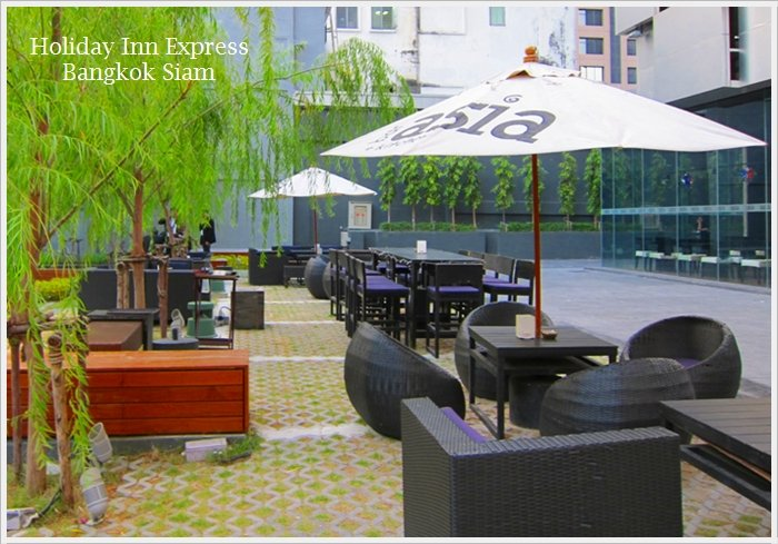 2013曼谷自由行~住宿【Holiday Inn Express Bangkok Siam Hotel】2