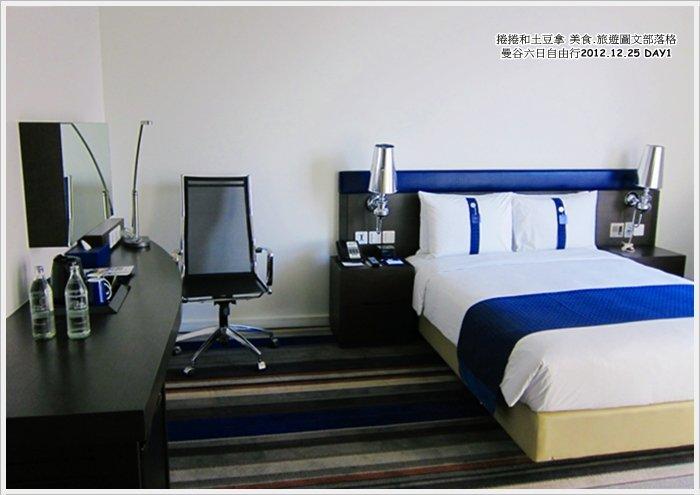 2013曼谷自由行~住宿【Holiday Inn Express Bangkok Siam Hotel】9
