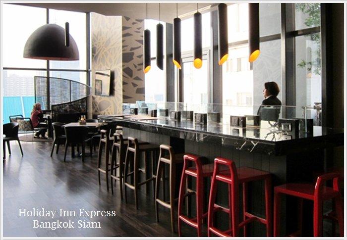 2013曼谷自由行~住宿【Holiday Inn Express Bangkok Siam Hotel】17