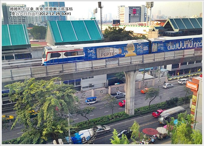 2013曼谷自由行~住宿【Holiday Inn Express Bangkok Siam Hotel】22