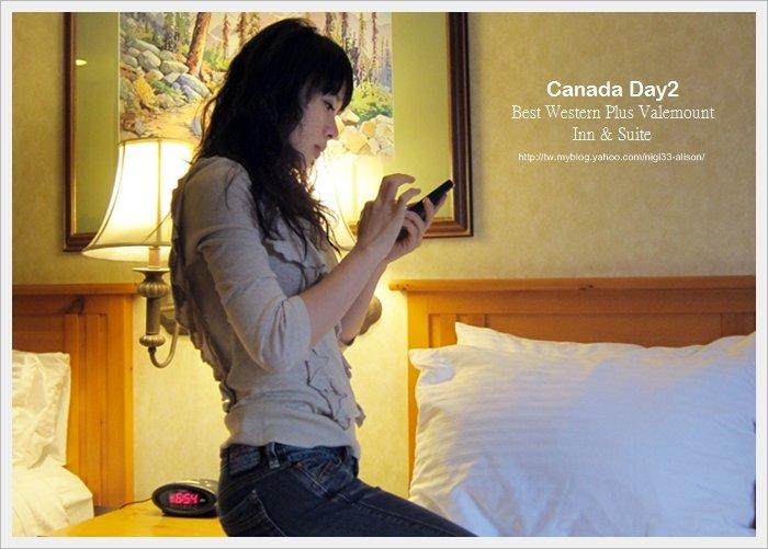 加拿大D2住宿8