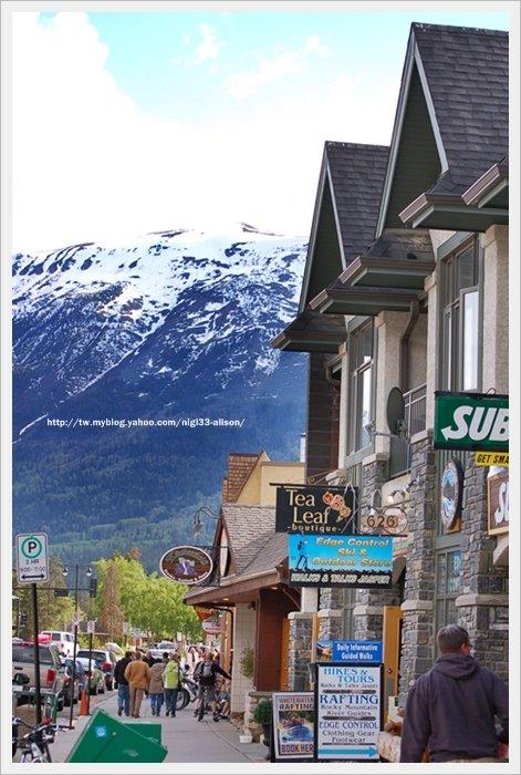 加拿大D3傑士柏小鎮1