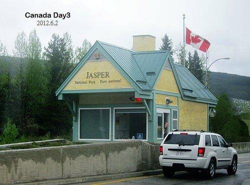 加拿大D3傑士柏小鎮4