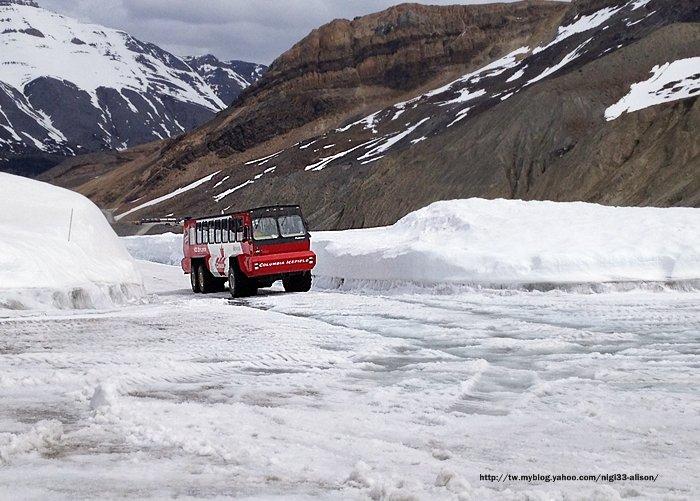 哥倫比亞冰原6
