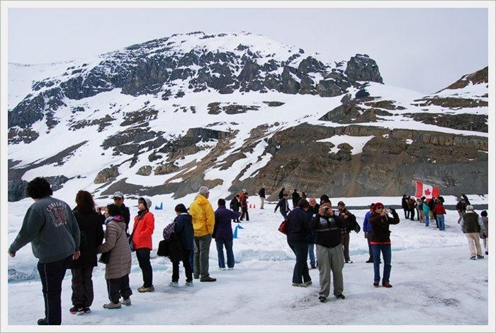 哥倫比亞冰原9
