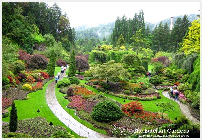 布查花園5