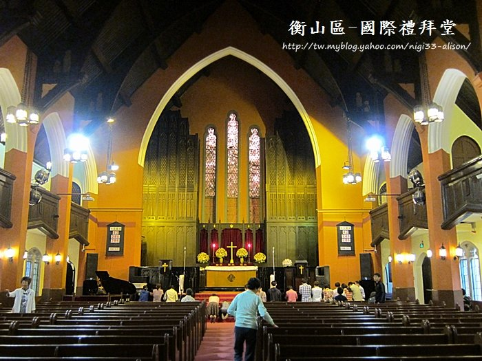 國際禮拜堂12
