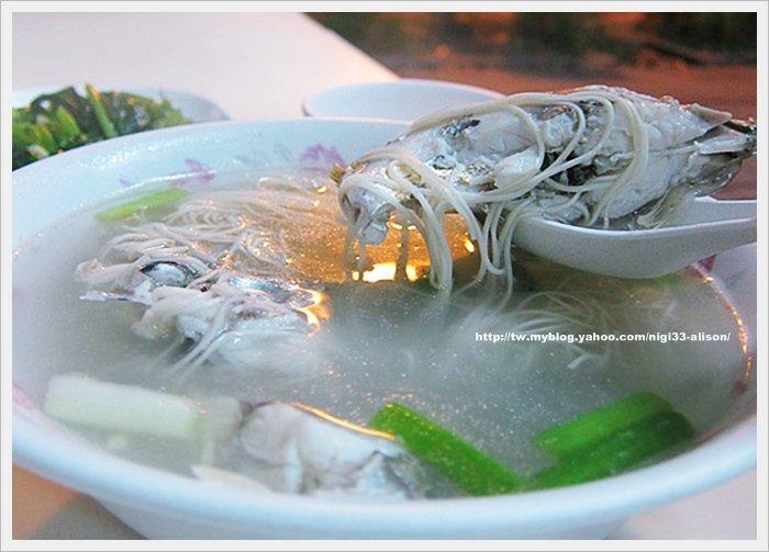 鮪魚海產粥08