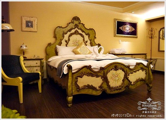 伊麗莎白酒店09