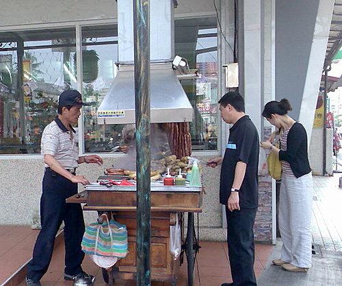 鳳山香腸攤03