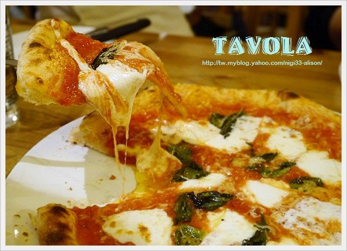 TAVOLA披薩08