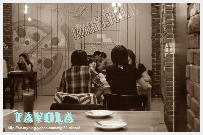 TAVOLA披薩11
