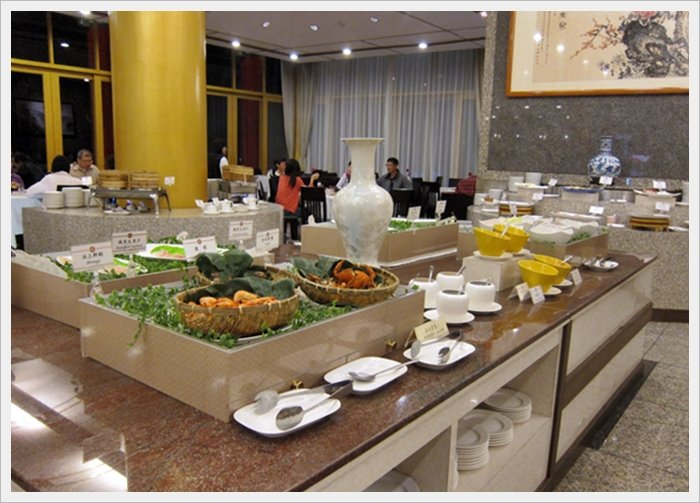 圓山萬壽西餐廳05