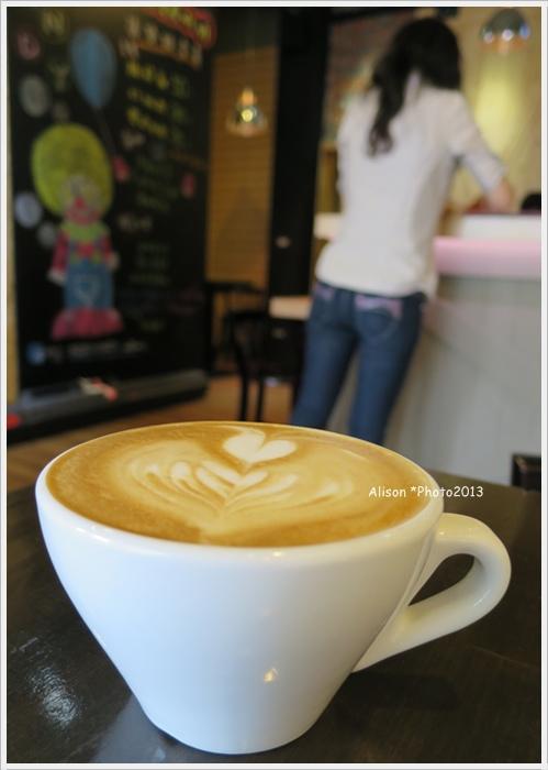 諾曼底咖啡