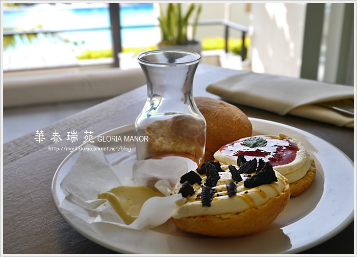 墾丁華泰瑞苑 沐下午茶