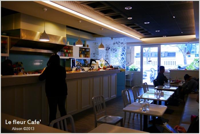 Le fleur Caf'e 花兒咖啡館