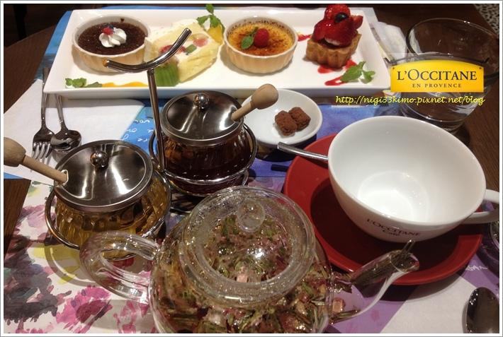 歐舒丹下午茶12.JPG