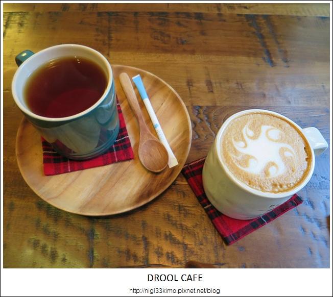 DROOL CAFE咖啡,好樂