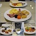 樹屋旅店早餐