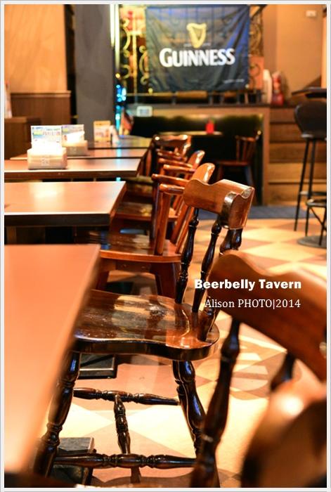 啤酒肚酒館餐廳