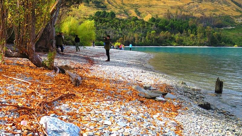 WAKATIPU湖