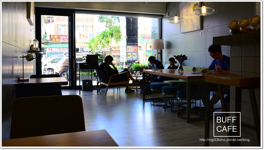 BUFF CAFE9
