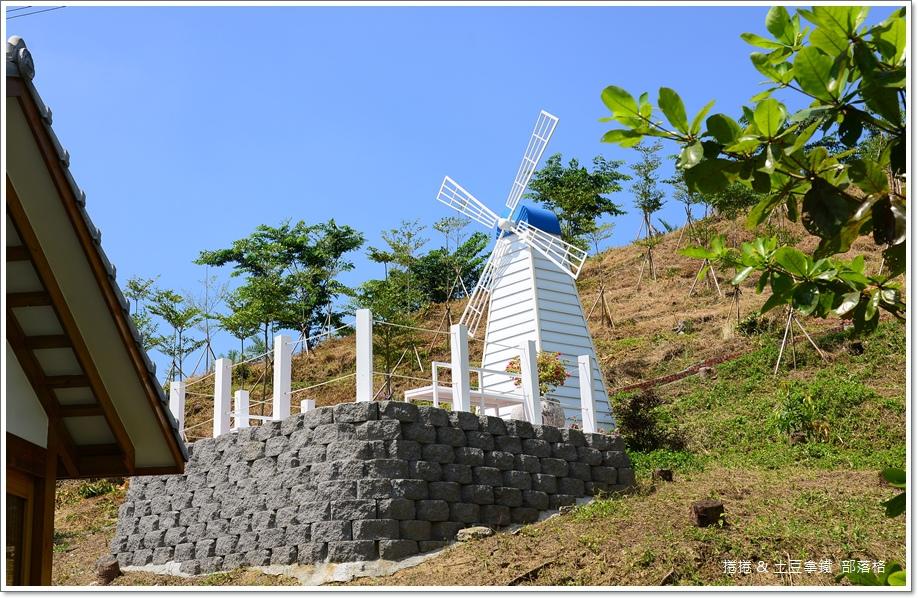 台南隱田山房白色教堂19
