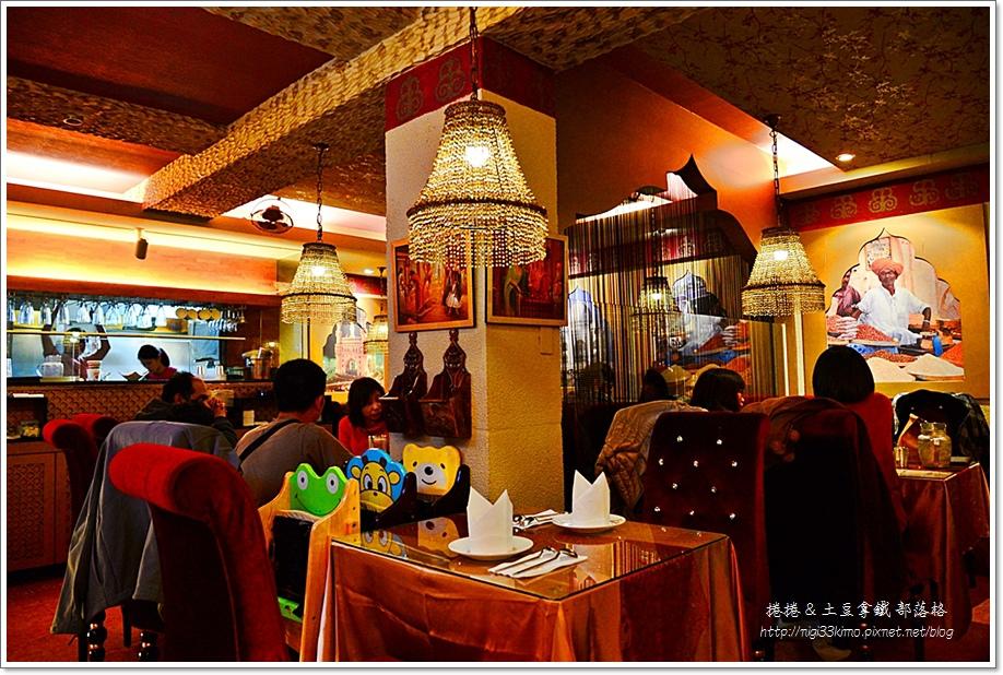 瑪哈印度餐廳03.JPG