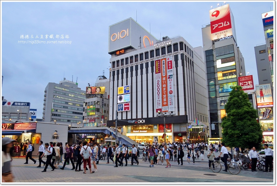上野atre 01.JPG