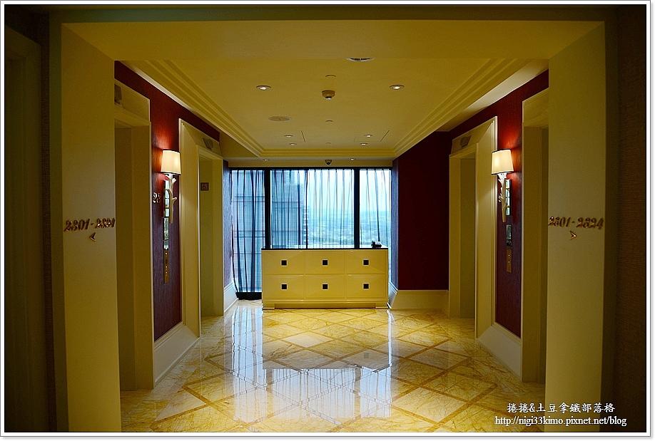林酒店房間