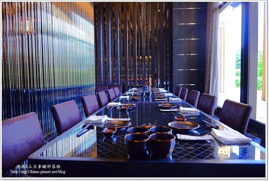 林酒店日料晚餐05