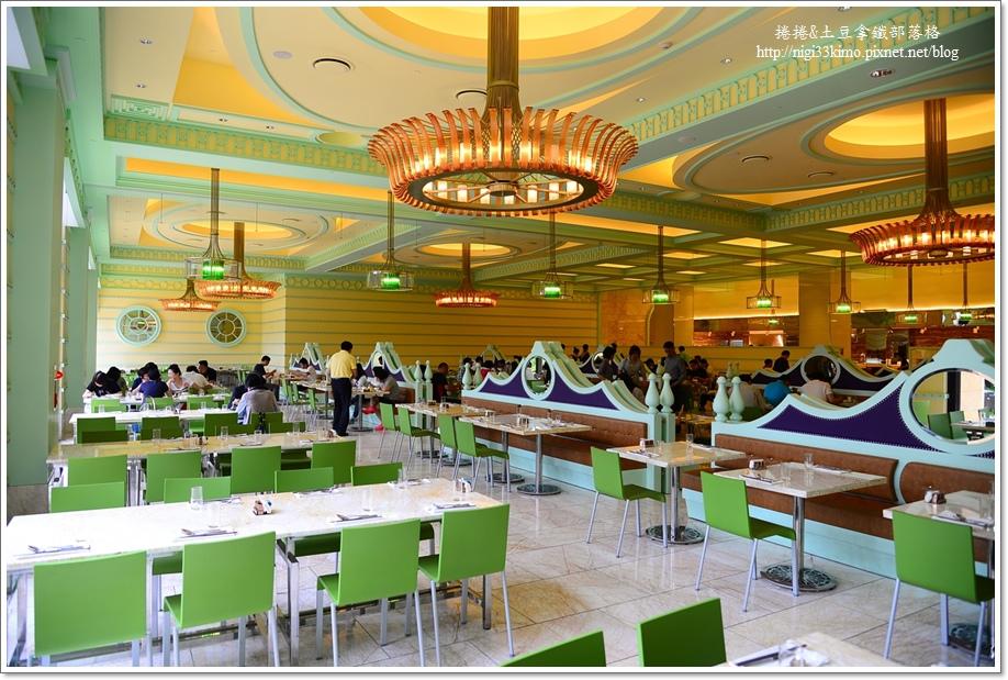 林酒店早餐