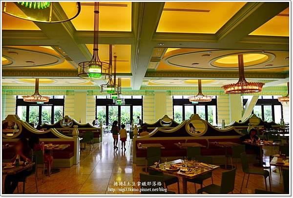 林酒店早餐2