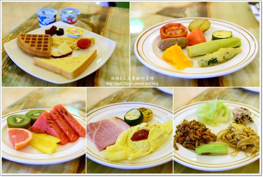 林酒店早餐4