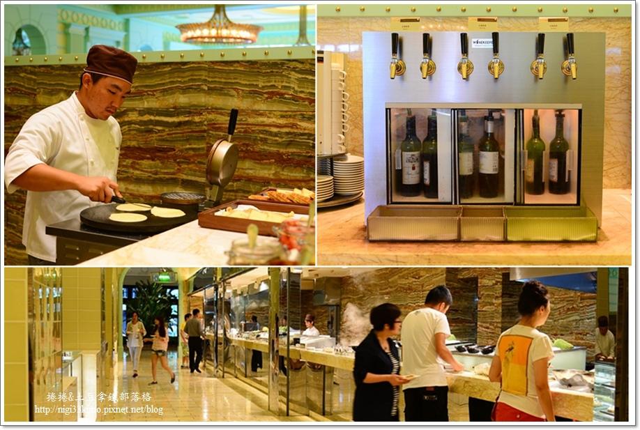 林酒店早餐5