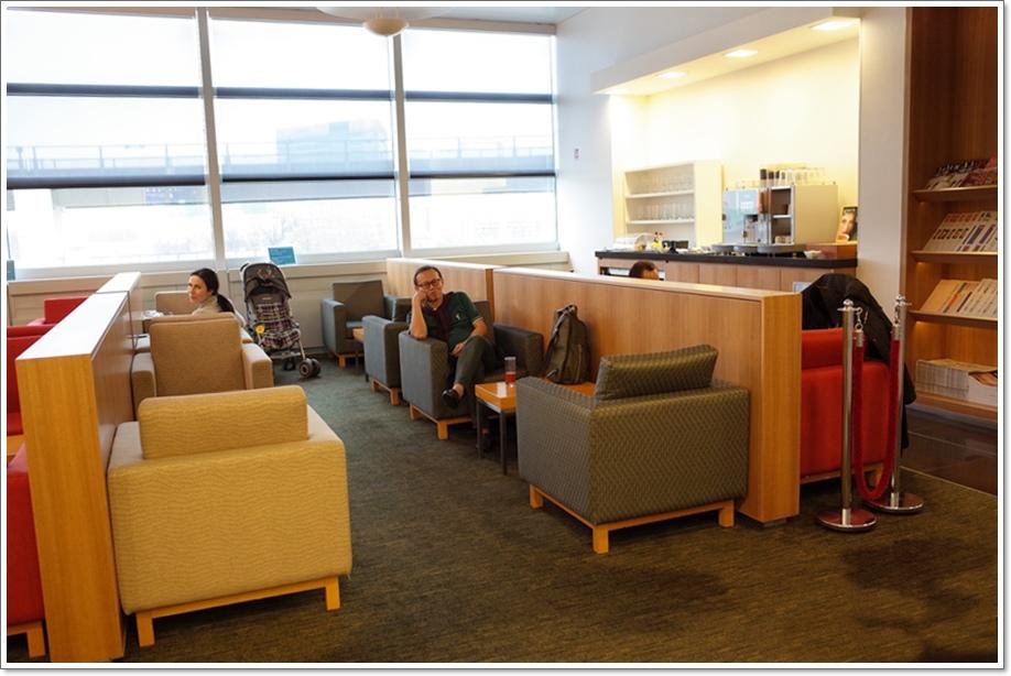 法蘭克福機場貴賓室2