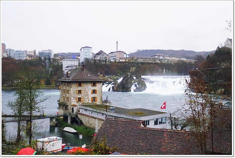 萊茵瀑布1