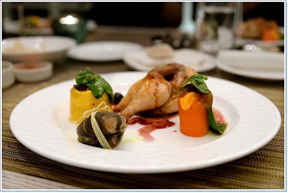 華泰瑞苑晚餐24