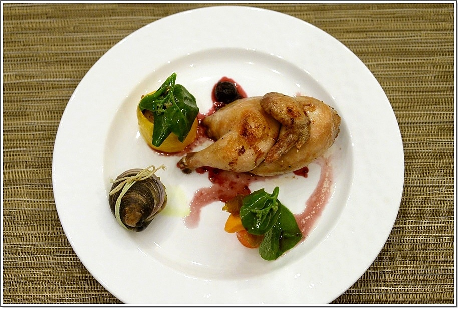 華泰瑞苑晚餐25