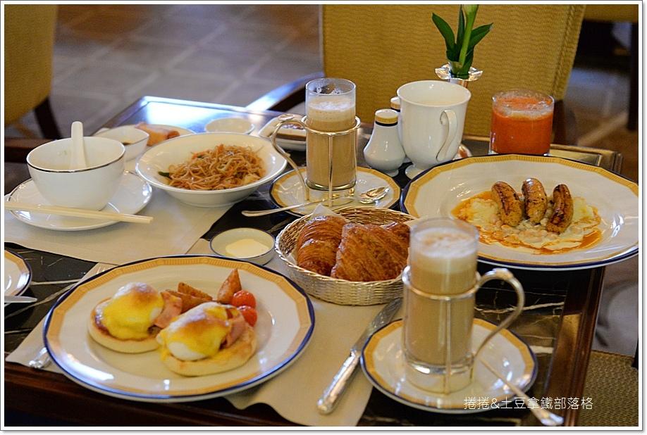 半島酒店早餐09