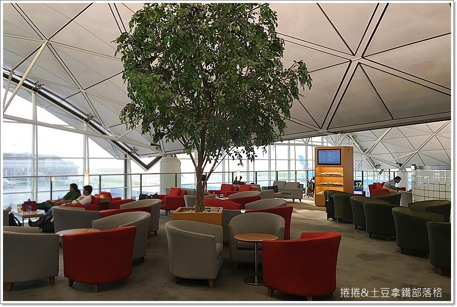 香港機場港龍貴賓室G16 (2)