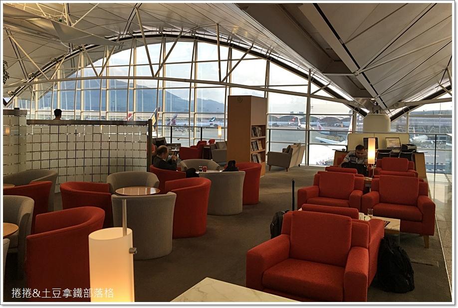 香港機場港龍貴賓室G16 (4)