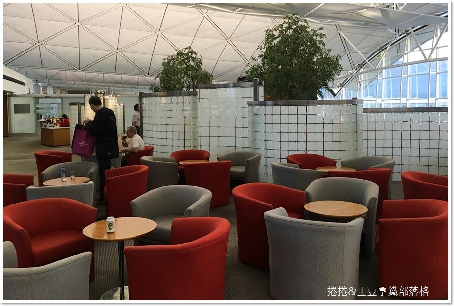 香港機場港龍貴賓室G16 (5)