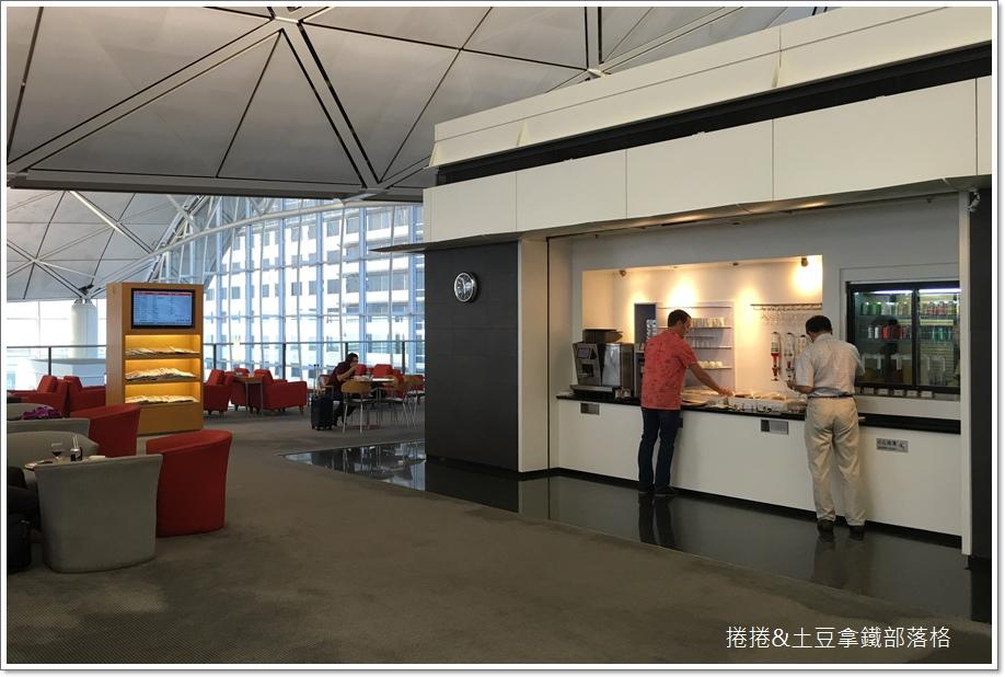 香港機場港龍貴賓室G16 (6)