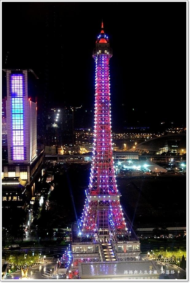 巴黎人酒店房間11.JPG