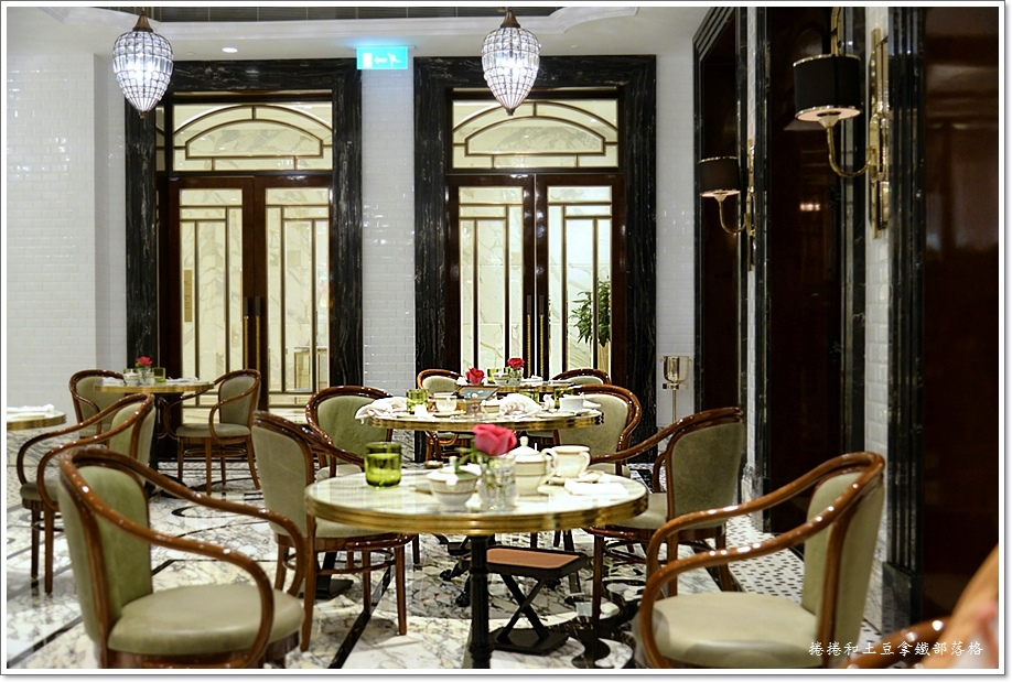 Ritz Carlton下午茶05