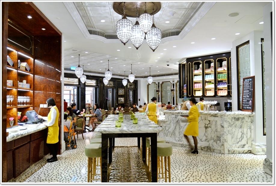 Ritz Carlton下午茶08